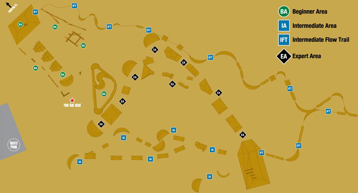 Bike-Park-Map